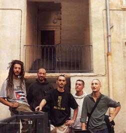 High Tone en concert à La Rochelle