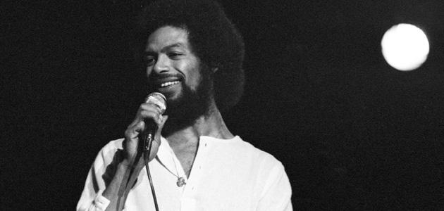 Gil Scott-Heron, 1977. Photo: Michael Ochs Archives/Getty Images