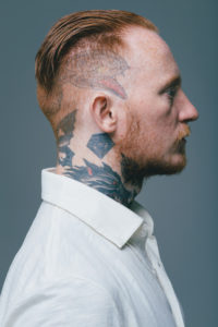 Frank Carter & The Rattlesnakes - Credit photo © Chris Moore